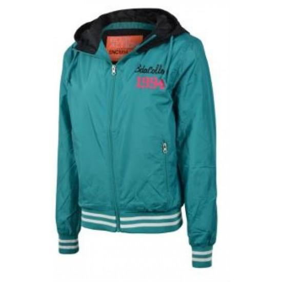 Body Action Women Sweatshirt Lined Hooded Jacket 0