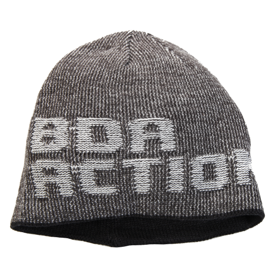 body action  ribbed knit beanie hat  095604-02