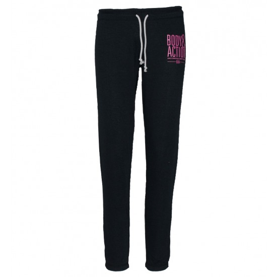 Body Action Women Relaxed Fit Sweat Pants 021729-01