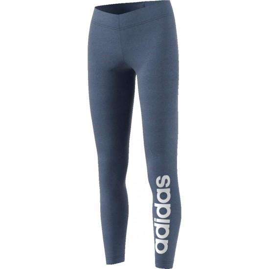 Adidas Essentials Linear Tight Blue EI0694