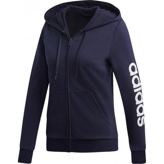 Adidas Essentials Linear Hoodie  DU0648