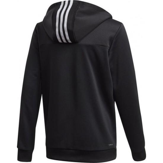 Adidas Training 3 Stripes Fullzip EI7933