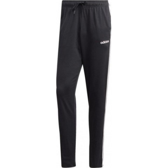Adidas Essentials 3-Stripes Tapered Open Hem Pants DU0456