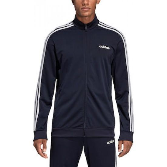 Adidas Essentials 3-Stripes Tricot Track Top DU0445