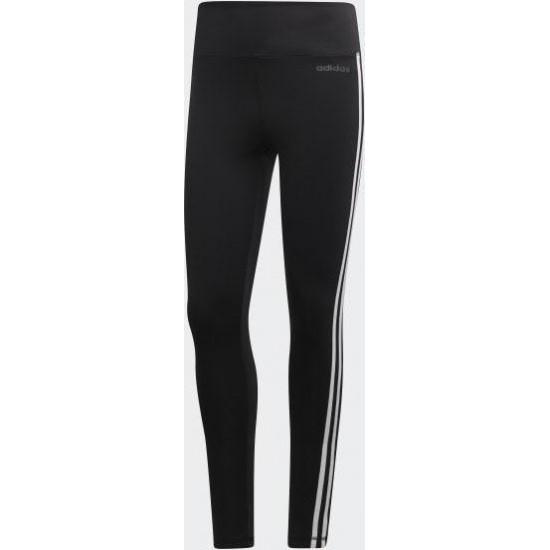 Adidas Design 2 Move 3-Stripes High-Rise Long Black DU2040