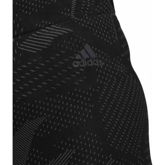 Adidas Essentials Allover Print Black GE1140