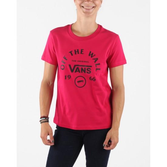 Vans Γυναικείο Τ-Shirt VN0A47QSQ21