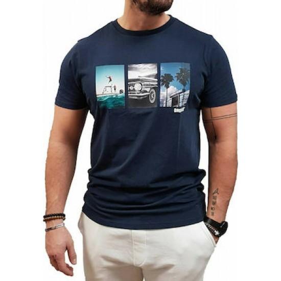 Basehit 211.BM33.50 NAVY BLUE