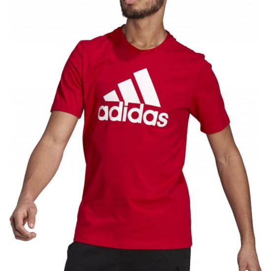 Adidas Essentials Big Logo GK9124 Red