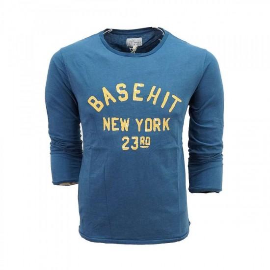 BASEHIT t-shirt MT1523L