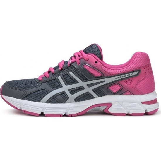 Asics Gel Essent 2 Forged Iron/Silver/Fuchsia Purp