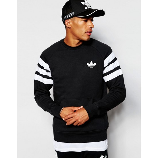 Adidas Fitted Crew New AB7519
