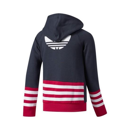Adidas ORIGINALS J Fleece Hoodie Junior S96071