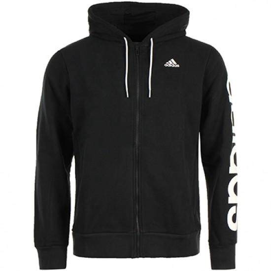 Adidas LIN FZ Hood B B49907