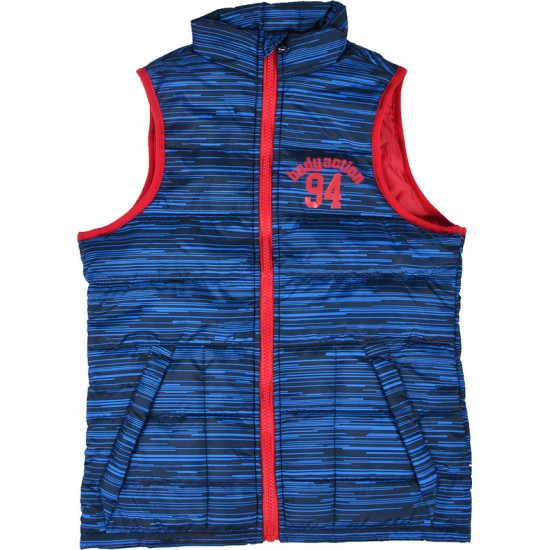 Body Action BOYS ULTRALIGHT QUILTED VEST 074503