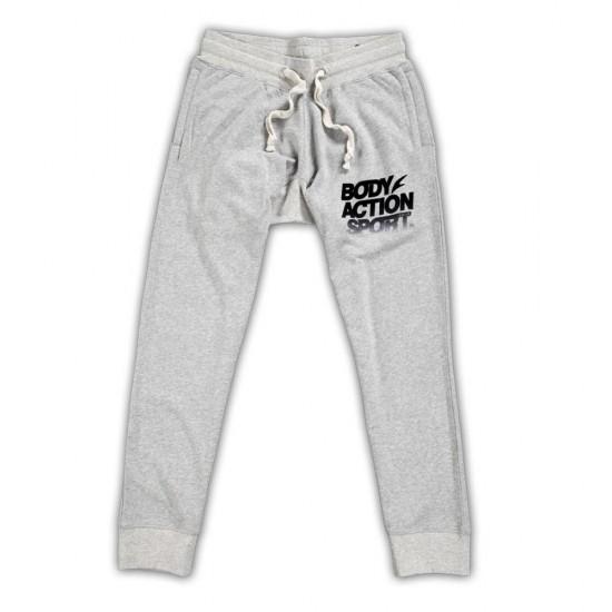 Body Action Men Drop Crotch Pants 023610