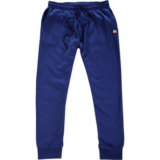 Body Action MEN SLIM FIT SWEAT PANTS 023742-04D
