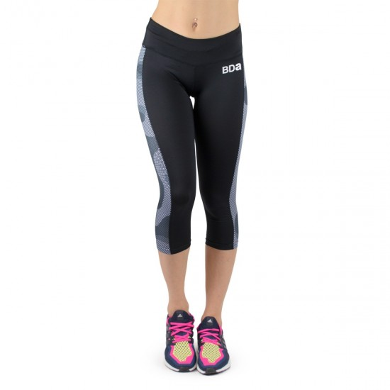 Body Action Skinny Training Capri 031611
