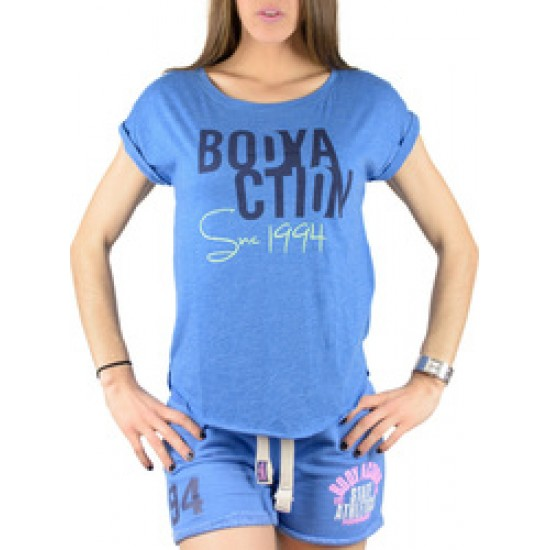 Body Action Women Loose Fit Sleeveless Top 051608