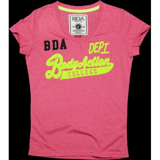 Body Action Women Short Sleeve T-Shirt 051511