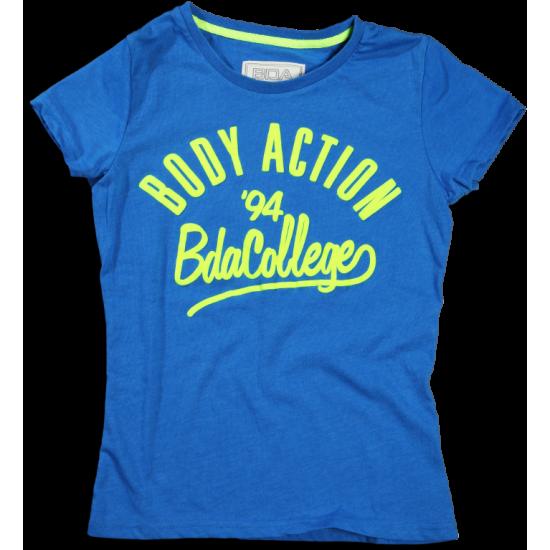 Body Action Women SS T-Shirt 051517