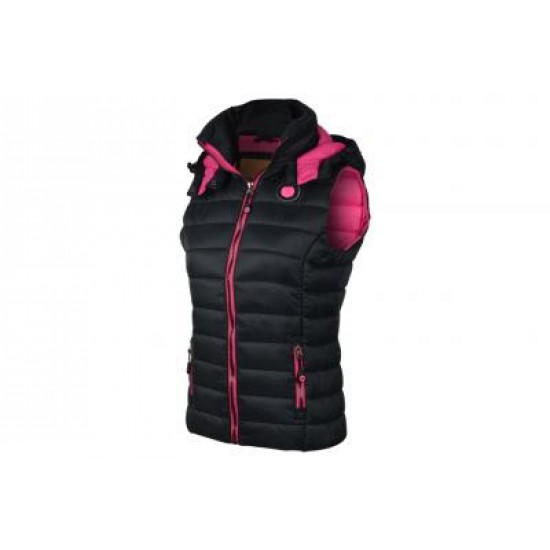 Body Action WOMEN ULTRALIGHT QUILTED VEST 071502